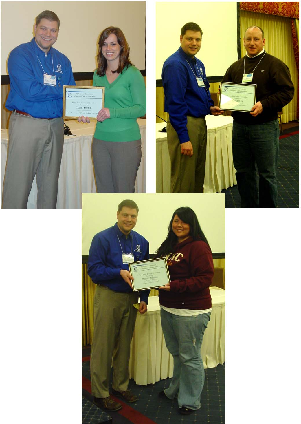 Radiation Therapy Students Receive Awards