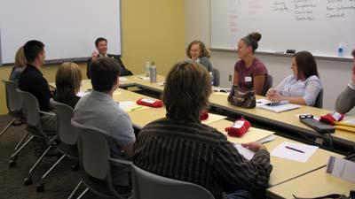 Dr. Meyer's interprofessional group