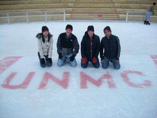 Lynn Nguyen, Joe Novotny, Lauren Hess, Tika Nepal