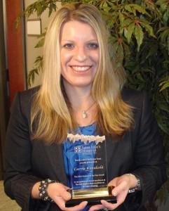 Photo of Carrie Kovaleski