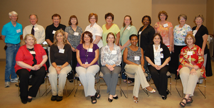 Photo of CLS Site Coordinators