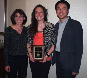 Photo of Dawn Venema, Emily Young, and Joseph Siu