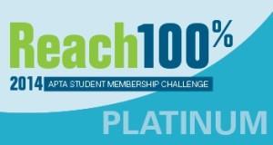 Reach 100 web button