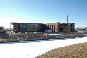 UNK building exterior