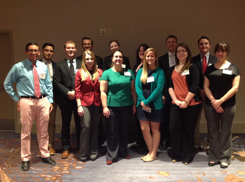 Interprofessional group in Atlanta