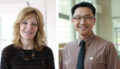 Corri Hanson, PhD and Joseph Siu, PhD