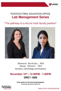 lab-management-series-buckley-and-ghosal