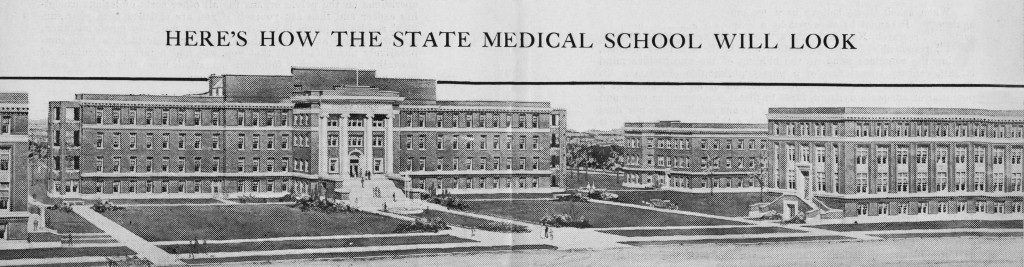 Med School look 1916