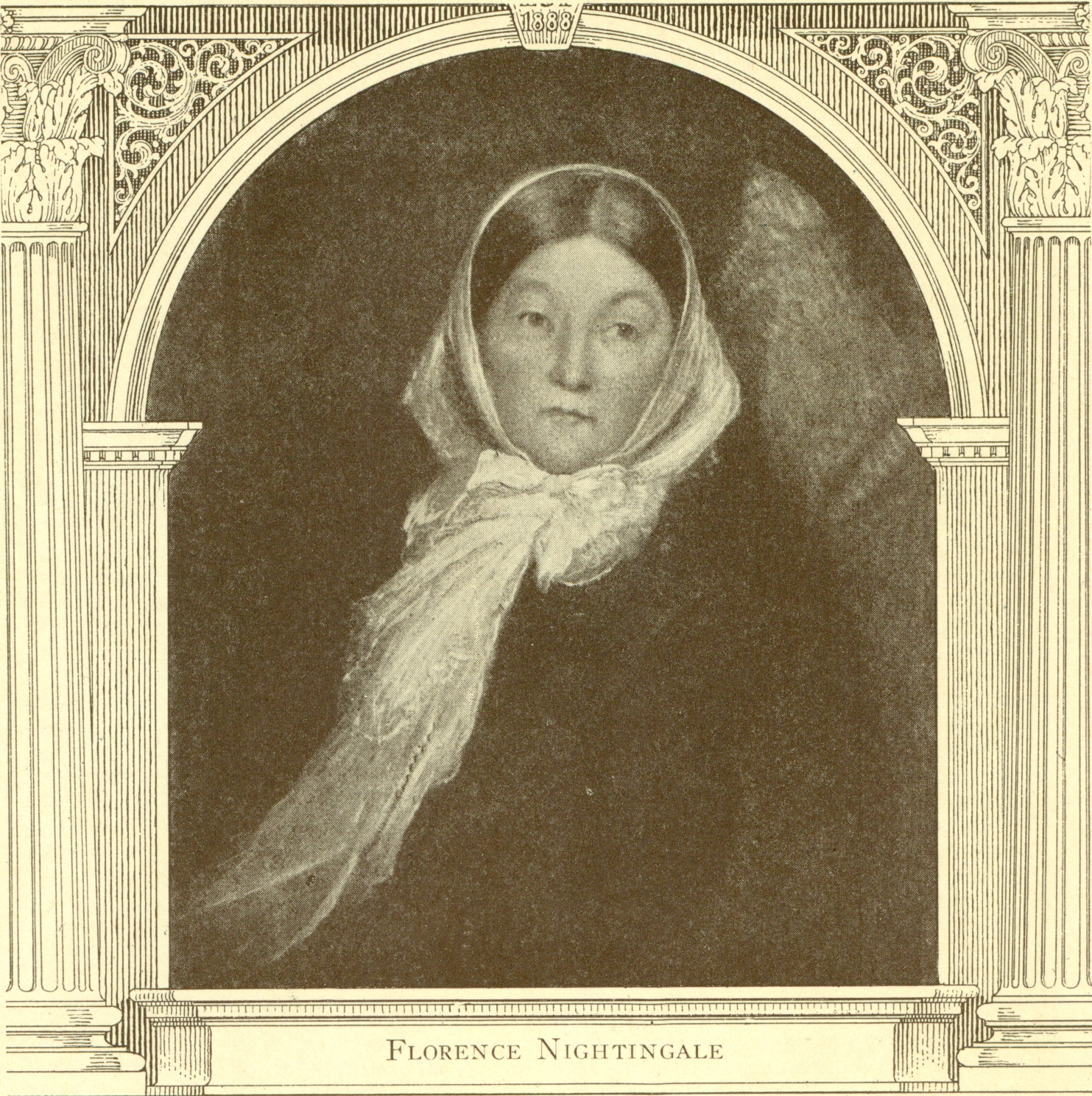 florence nightingale notes to movie Parting thoughts: 10 lessons learned from florence nightingale's life: 1   note on photo: of the many statues in london, there are only two.