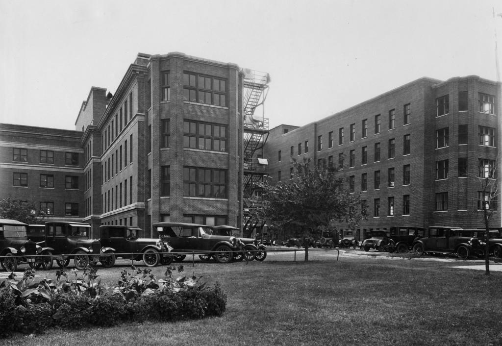University Hospital, 1927