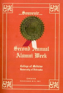 Second alumni week 1911