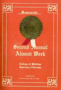 Second alumni week 1911