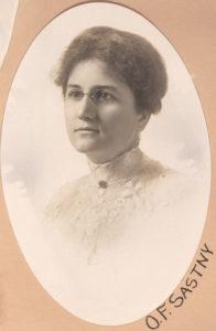 Stastny Olga 1913