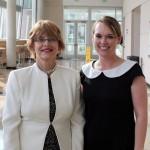 Dr. Alice Schumaker and Dr. Kendra Schmid