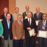 UNMC Distinguished Scientist award ceremony