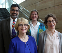 Alice Shumaker PhD, MS, MPA, Elizabeth Lyden, MS, Dean Ali S. Khan and Lorena Baccaglini, DDS, PhD