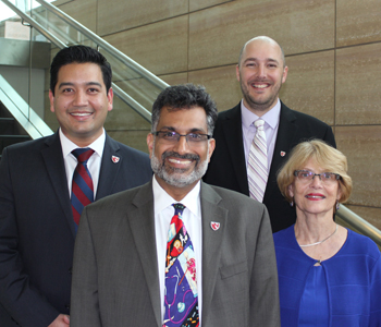 Dean Ali S. Khan, Alice Schumaker, PhD,MS, MPA,  Armando De Alba Rosales, MD, MPH and Brandon Grimm PhD, MPH