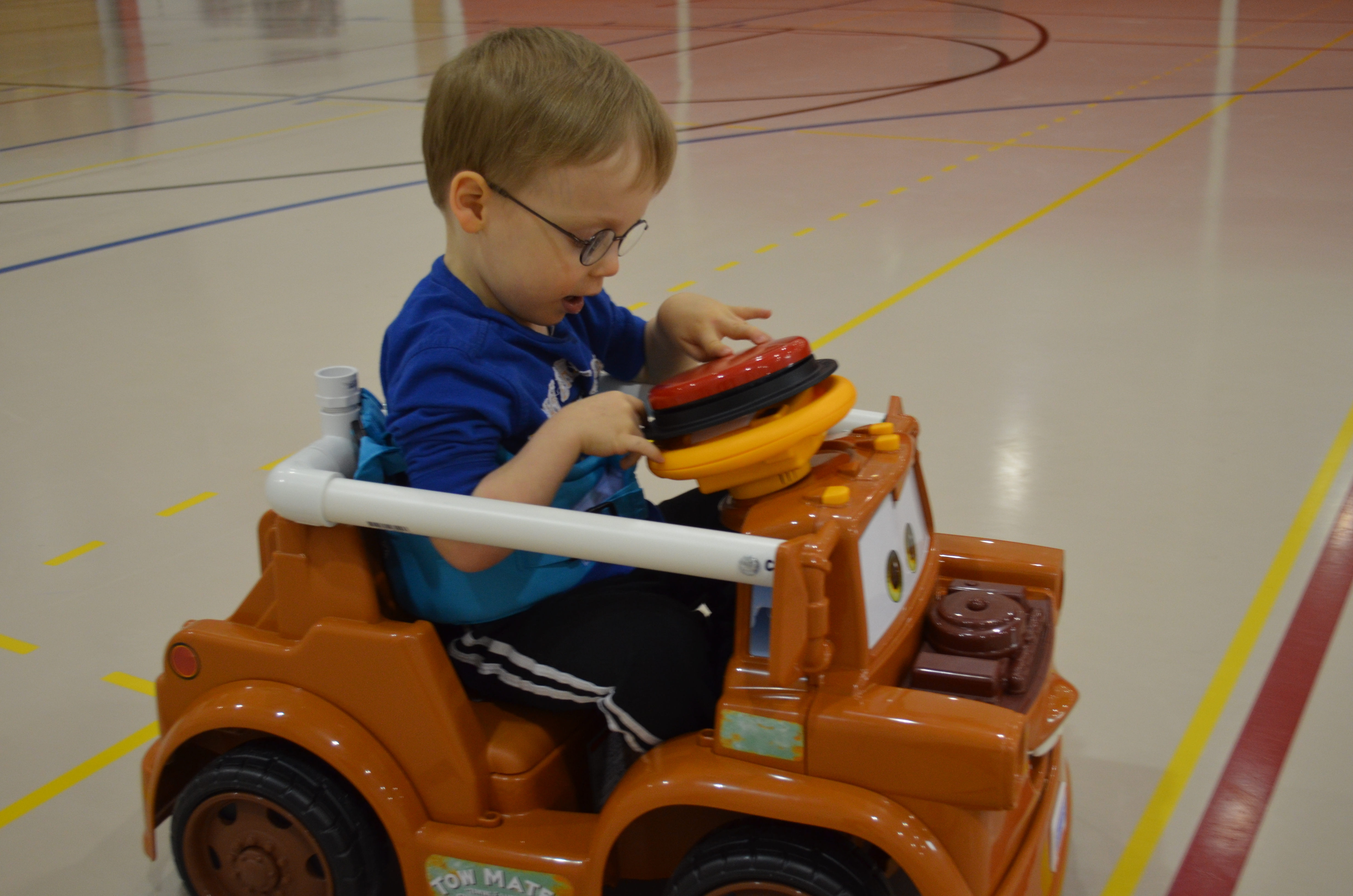 Wheels Up Cost Per Hour >> Power Wheels to Makeshift Power Wheelchairs – A Day in the Life at UNMC
