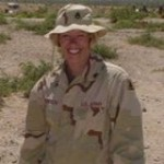 Nebraska Guard medic Staff Sgt. Tricia Jameson