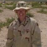 Nebraska Guard medic Staff Sgt. Tricia Jameson