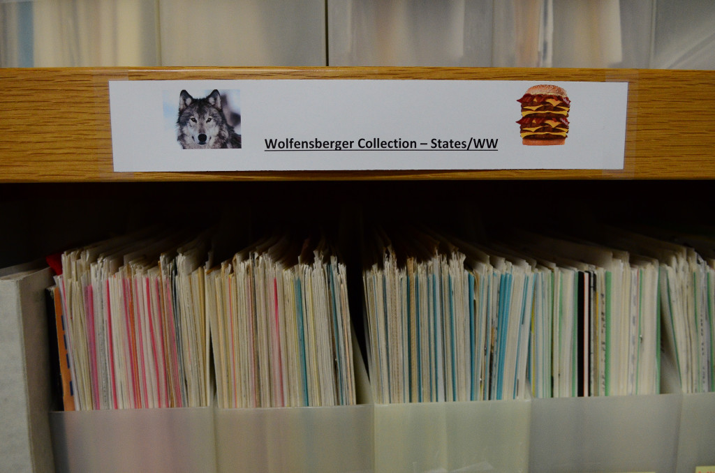Boettcher has put his own stamp on the collection. One needs to keep his sense of humor when taking on a job this big.